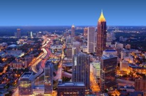 Atlanta Syline